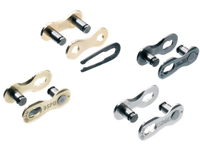 SRAM Power Link Kettenverschluss 9-fach, 4 Stück gold